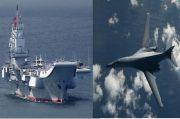 Pesawat Bomber AS dan Kapal Induk China Pemanasan di Laut China Selatan