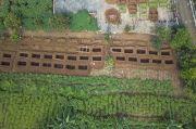 Tiga TPU Kota Bogor Ini Sudah Makamkan 70 Jenazah Corona