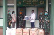 Ajak Masyarakat Lawan COVID-19, Farhan Sumbang APD untuk Nakes di Bandung-Cimahi