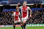 Gelandang Muda Ajax Jadi Rebutan Madrid dan Newcastle