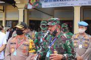 Semua Prajurit TNI Diminta Bertindak Cepat dan Tepat Tangani COVID-19