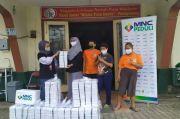 MNC Peduli Berbagi Bantuan di Wisma Tuna Ganda Palsigunung