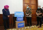 Percepat Penanganan Covid-19, Pelindo III Bantu Pemprov Jatim 10.000 Rapid Test Kit