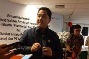 Erick Thohir Sebut Utang Pemerintah ke BUMN Rp90 T Belum Dibayar