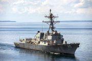 Makin Panas, China Usir Kapal Rudal AS di Laut China Selatan