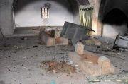 Makam Khalifah Umar bin Abdul Aziz Digali dan Dihancurkan