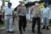 Tinjau Pos Penyekatan di Jabar, Kakorlantas: 25.000 Kendaraan Arus Balik Dihalau