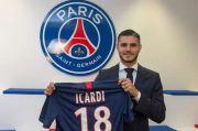 Inter Sepakat, Icardi Sepenuhnya Akan Milik PSG
