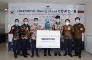 Shinhan Group Salurkan Bantuan 5.000 Alat Tes PCR Covid-19