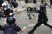 China Murka AS dan Inggris Singgung UU Kemananan Hong Kong di DK PBB