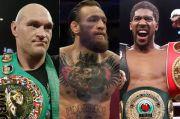 Fury, McGregor, Joshua, Siapa Berpenghasilan Terbesar?