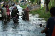 Puluhan Rumah di Bandengan Kendal Terendam Banjir Rob