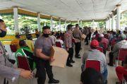 Bharata Sena AKABRI Angkatan 96 Berikan 2.000 Paket Sembako Kepada Warga