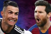 Legenda Inggris Lebih Pilih Messi Daripada Ronaldo Sebagai Pemain Terbaik Dunia