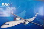 Spesifikasi R80, Pesawat yang Diwariskan B.J Habibie dan Dibatalkan oleh Jokowi