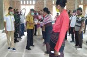 Bupati Sunur Apresiasi Para Kades Jadikan Lembata Pertama Salurkan BLT di NTT