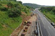 Material Longsor Bersih, Satu Lajur Jalan Tol Semarang Solo Sudah Bisa Dilewati