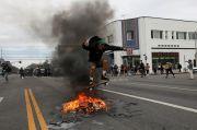 Kerusuhan Terus Meluas, Pentagon Siagakan Sejumlah Unit Militer