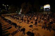 Masjid Al-Aqsa Kembali Buka Setelah Hampir 3 Bulan Tutup
