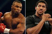 Ini Alasan Anthony Joshua Ogah Ladeni Mike Tyson