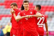Lewandowski Hapus Kutukan, Muenchen Diambang Juara