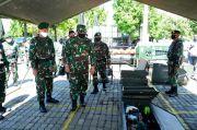 2 Jenderal TNI Pantau Kesiapan Pasukan Penanggulangan Bencana