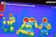 Deteksi Corona, TNI AD Gunakan Helmet Canggih