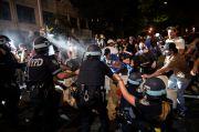 Kerusuhan di Amerika Serikat Meluas, Pentagon Siagakan Militer
