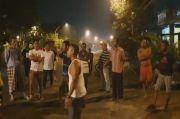 Tawuran di Medan, 2 Kubu Saling Lempar Batu dan Sisir Rumah dengan Sajam