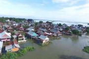 Ribuan Rumah di Wajo Terendam Banjir, Warga Belum Dapat Bantuan