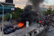 AS Diguncang Kerusuhan Terkait George Floyd, Publik China Bersorak