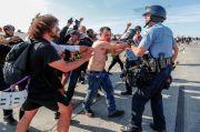 Kerusuhan Belum Terkendali, Amerika Serikat Kerahkan Garda Nasional