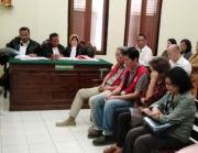 Terdakwa Penggelapan Saham PT Zangrandi Prima Dituntut 2 Tahun 6 Bulan