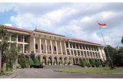 UGM Perguruan Tinggi Terbaik Indonesia 2020 Versi 4ICU