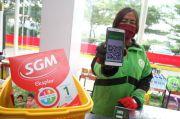 Bersama Alfamart, SGM Eksplor Salurkan Bantuan untuk Driver Ojol