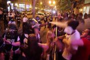 Rusia Desak AS Hentikan Kebrutalan Polisi Terhadap Awak Media