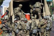 Demonstrasi Memanas, Pentagon Pindahkan 1.600 Tentara ke Washington