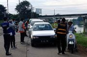Tol Cikampek Ditutup, Arus Balik ke Jakarta Penuhi Jalur Tikus Karawang