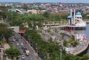 Pemkot Lanjutkan Proyek Pembangunan Trotoar Metro Tanjung Bunga Senilai Rp100 M