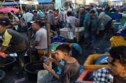 Warga Keluhkan Kemacetan Tak Henti di Jalan Utama Kelurahan Tanjung Tiram
