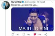 Gara-gara Nge-tweet Pakai Bahasa Indonesia, Akun Siwon Diserbu