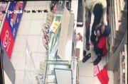 Perampok Bersenpi kembali Tebar Teror, Gasak Brankas Minimarket di Taman Sari