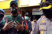 Amankan Masa Transisi PSBB, Ratusan TNI-Polri Bersiaga di Sentra Ekonomi dan Sarana Publik