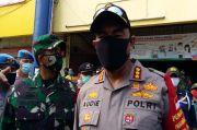 Amankan Masa Transisi PSBB, Tiga Pilar Jakarta Barat Cek Kesiapan Pasar Kopro