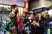 Tak Ingin Terlena, Jakbar Rutinkan Razia Pemakaian Masker di Pasar-pasar