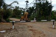 Jalan Diportal, Proyek Pengurukan Jalan Tol Padang-Sicincin di Pariaman Terhenti