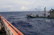 KM Nadine 01 Ditemukan Basarnas Manado di Laut Maluku Utara