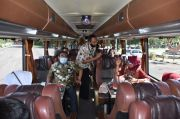 Pantau Kesiapan New Normal, Bupati Pekalongan Gelar Meeting on The Bus