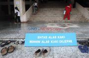 DMI Siap Bantu Pemerintah untuk Terapkan Kenormalan Baru di Masjid