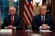 Dituduh Ingin Pecah Negara AS oleh Mantan Menhan, Ini Reaksi Trump